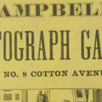 thumbnail image representing the news article title Community Stories: Historic Newspapers Help Document Georgia Photographers