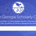 thumbnail image representing the news article title Georgia Knowledge Repository: Fueling Open Access