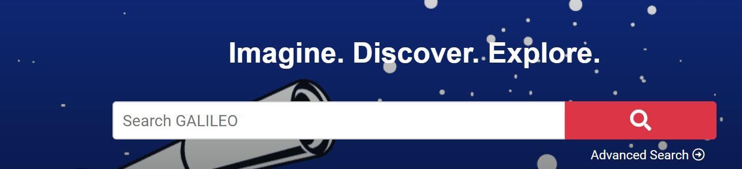 Discover GALILEO Search