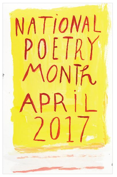 Natl Poetry Month