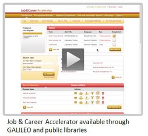 Resume builder video from Job & Career Accelerator