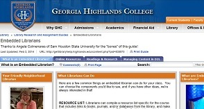 students access the guide